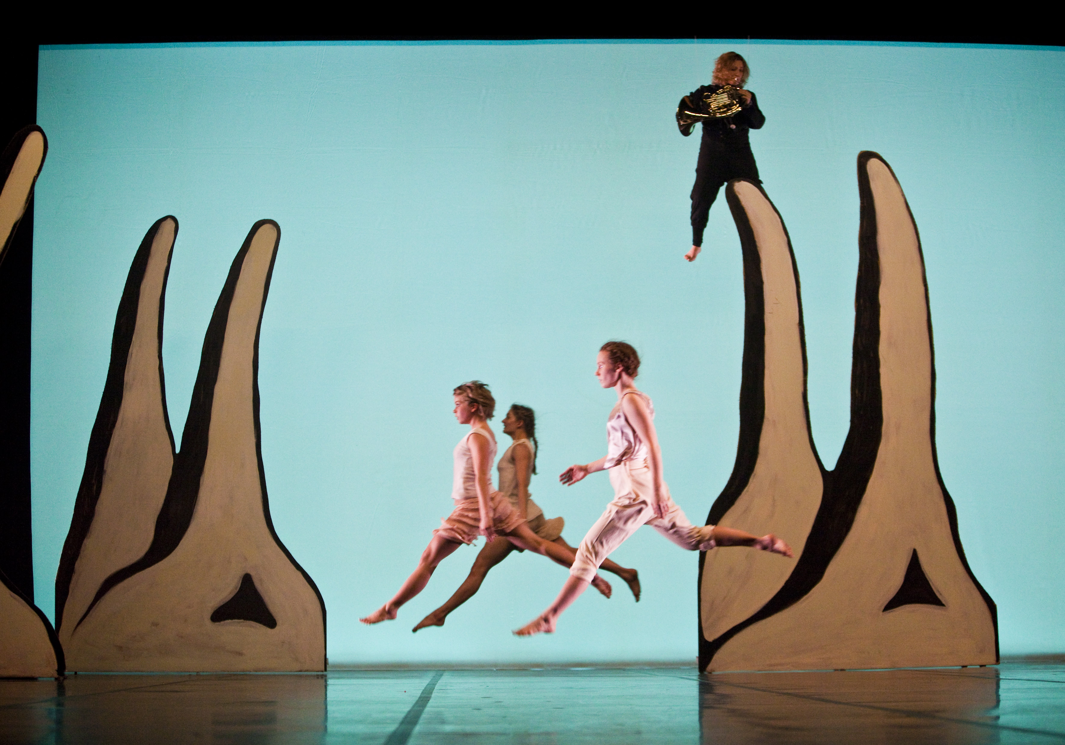 A safe place to die; Dansens Hus 2010; av Lotta Melin