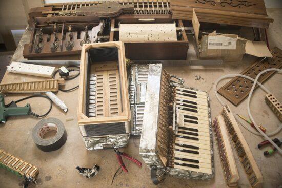 Aeolian-workshop